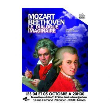 Au Télémac,  Mozart et Beethoven   4 et 5 /10