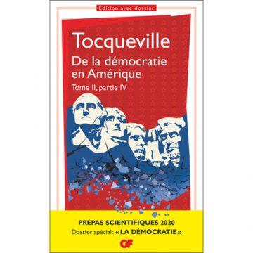 Tocqueville : de la Démocratie en Amérique (1)