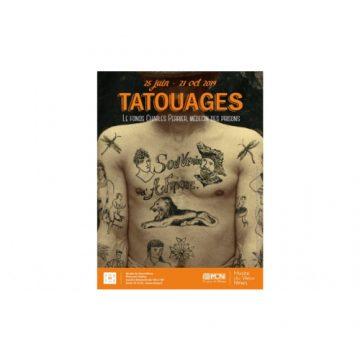 Exposition TATOUAGES au Musée du Vieux Nîmes