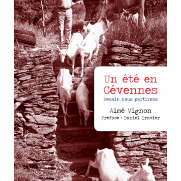 «Un été en Cévennes»  de  Aimé Vignon