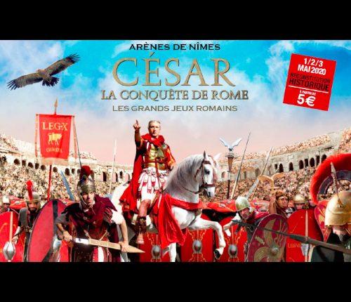 Jeux Romains 2020