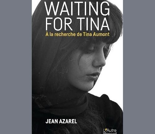 Tina Aumont par Jean Azarel