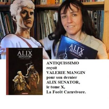 Alix Senator enfin déconfiné !