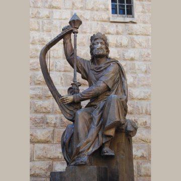 Culte du 20 septembre : Sur les traces de David