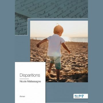 « Disparitions » Nicole Mallassagne (Nbre7 Ed.)