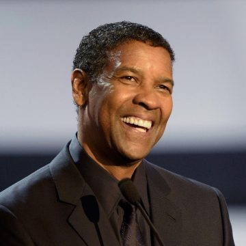Denzel Washington Acteur de charisme