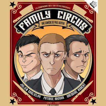 Une comédie, une fratrie : Family Circus