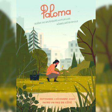 L'actualité de Paloma Automne 2020