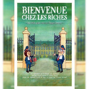 Les Pinçon-Charlot : livres, expo, BD, jeu…