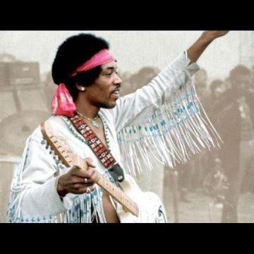 Jimi Hendrix : la guitare dans la peau