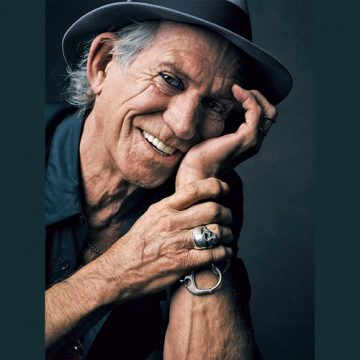 Keith Richards, le rock a lui tout seul