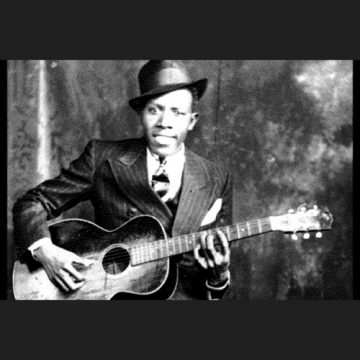 Et le diable a surgi. La vie de Robert Johnson.
