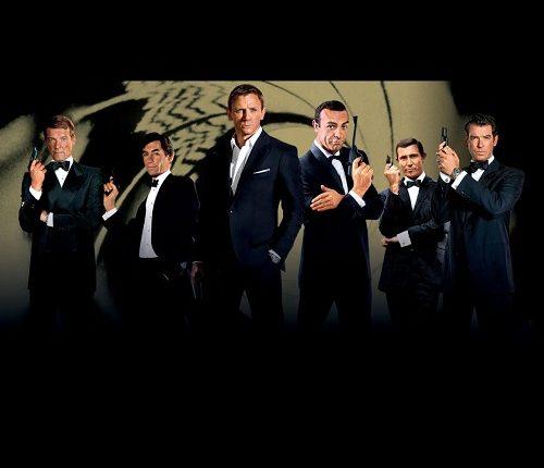 James Bond 1963 à 2020 (2)