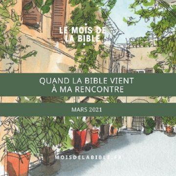 Le mois de la Bible