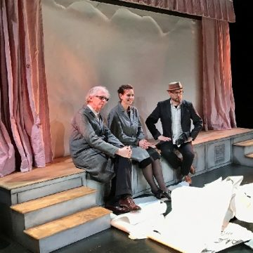 Clap Cinéma 150 : du cinéma au théâtre Dr Jivago