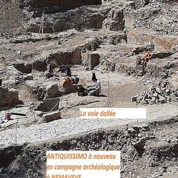 Encore de l'archéologie préventive à Nîmes !
