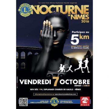 La Nocturne de Nîmes pour lutter contre la malvoyance