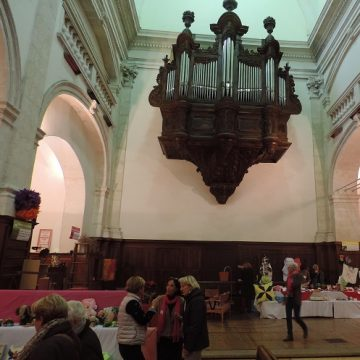 La kermesse de l'Église protestante unie : une fête
