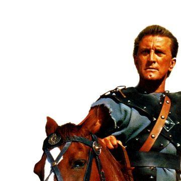 Le fils du chiffonnier, la star d'Hollywood, a cent ans et son film Spartacus 55…