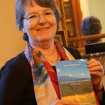 Nicole Mallassagne, une passionnée d'écriture