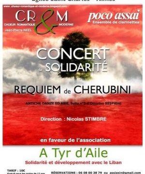 Bientôt à Nîmes : Le Requiem de Cherubini