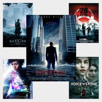 Soundtrack n°16 : De la guerre au fantastique