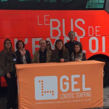 le «Bus de  l'emploi» revient  à Nîmes