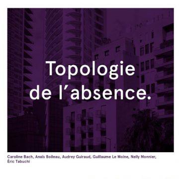 Exposition» Topologie  de l'absence» au CACN