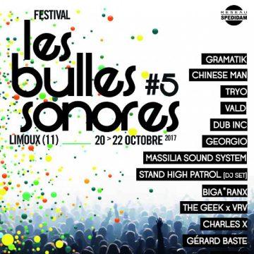 Festival Bulles Sonores de Limoux