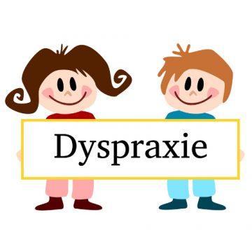 Troubles de l'apprentissage chez l'enfant : la dyspraxie