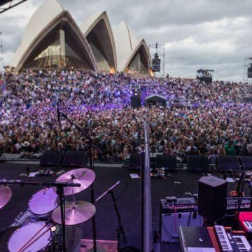 La scène musicale australienne