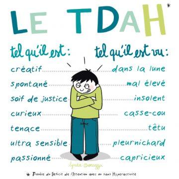 Troubles de l'apprentissage chez l'enfant : TDAH