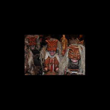 Théâtre des origines et Patrimoine culturel immatériel