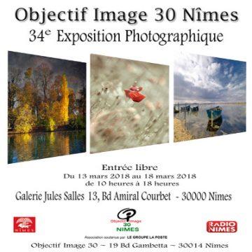 Objectif Image 30 Nîmes