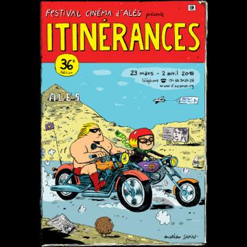 36ème Festival Cinéma d'Alès : Itinérances