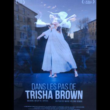 Trisha Brown au théâtre de Nîmes