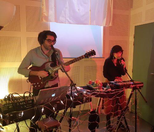 Live au Studio : Marry Bailey