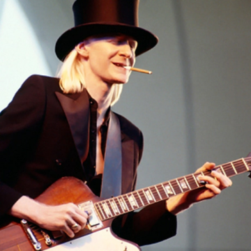 Johnny Winter : Un bluesman blanc