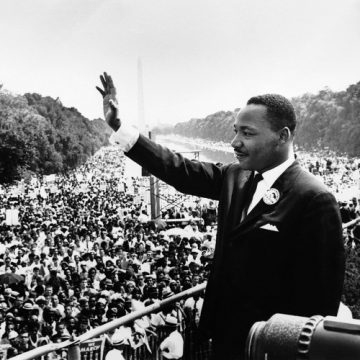Martin Luther King, un monument