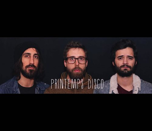 LIVE AU STUDIO : PRINTEMPS DISCO