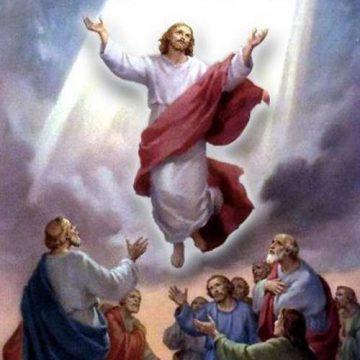 Jésus, l'homme qui monte