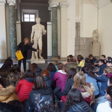 Tranche napolitaine : cuisine et musées