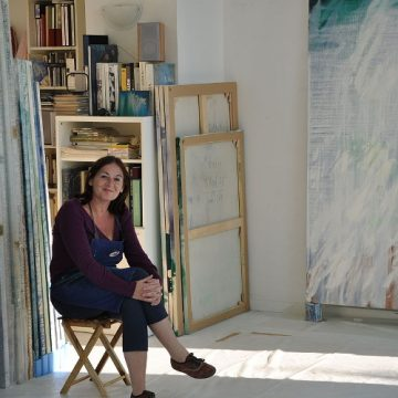 Anne Slacik, peintre
