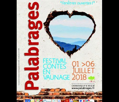 «Palabrages», festival de contes en Vaunage