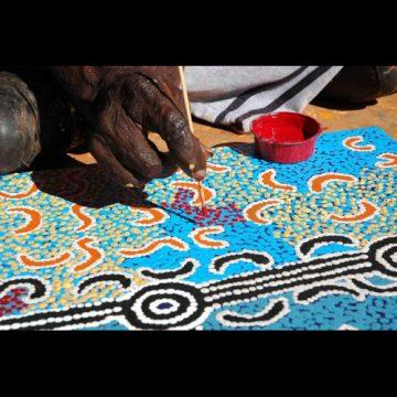Poésie aborigène des Antipodes