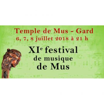 Le 11e festival de musique de Mus