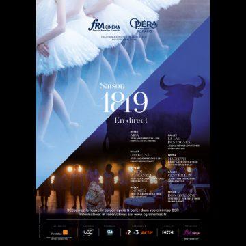 Ballets et opéras au CGR