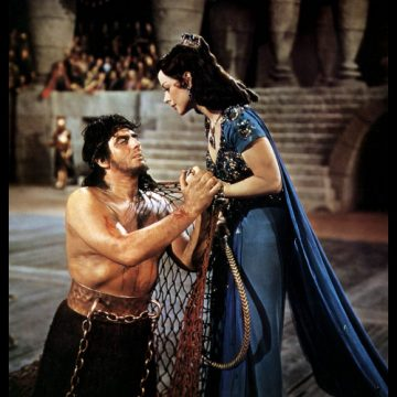 Samson, Dalila et les arts !
