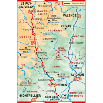 Chemin de Regordane