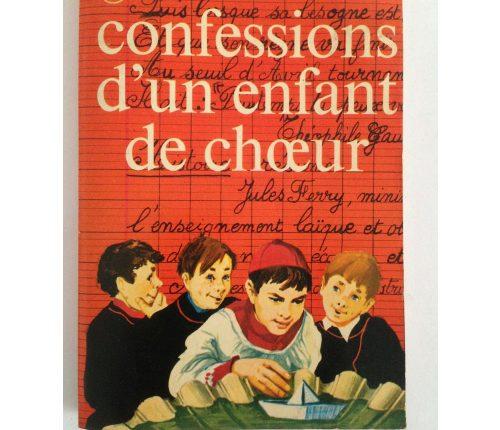 Confession d'un enfant de chœur